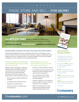 mover staging move your home